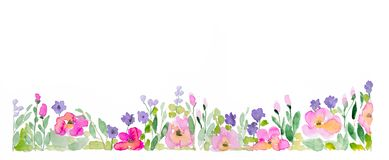 Watercolor Background stock photos