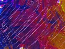 Watercolor brush Stock Image