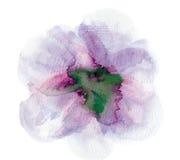 Watercolor brush Stock Photo
