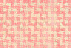 Watercolor checked pattern. Royalty Free Stock Photos
