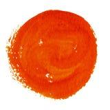 Watercolor circle stock photo