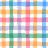 Watercolor color background with some stripes Royalty Free Stock Photo