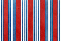Watercolor dark blue and dark red striped background Stock Images