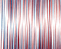 Watercolor dark blue and red striped background. Royalty Free Stock Photography