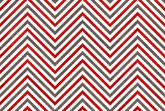 Watercolor dark red and grey stripes background, chevron. Royalty Free Stock Photography