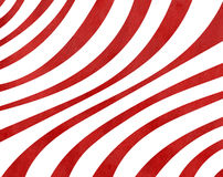 Watercolor dark red striped background. Stock Photos
