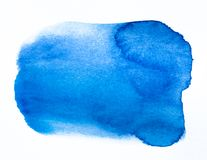 Watercolor deep color texture blue white gray background acrylics paint draw paint draw isolate. Watercolor color texture blue pink white gray background stock illustration
