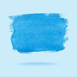 Watercolor design element Royalty Free Stock Images