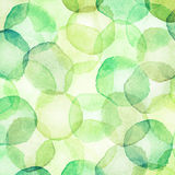 Watercolor dots Royalty Free Stock Image