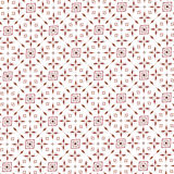 Watercolor ethnic pattern. Ornament Royalty Free Stock Photography