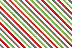 Watercolor green, dark red and grey striped background. Stock Images