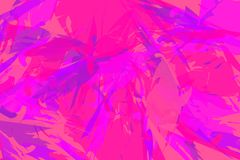 Watercolor Abstract Texture stock illustration