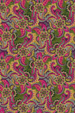 Watercolor hand drawn paisley. seamless pattern. With spicy traditional colors, watercolor illustrations, lace details Royalty Free Stock Photo