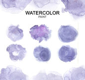 Watercolor hand paint, Watercolor paint high resolution Stock Photos
