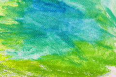Watercolor  hand painted Royalty Free Stock Image