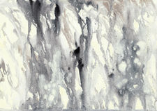 Watercolor marble texture Stock Photos