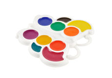 Watercolor paint Royalty Free Stock Images