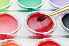 Watercolor Paint Royalty Free Stock Photo