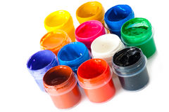 Watercolor Paint Stock Image