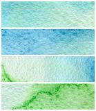 Watercolor paint backgrounds royalty free stock image