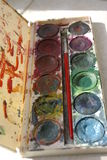 Watercolor paint Royalty Free Stock Image