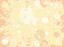 Watercolor paint splashes background Stock Images