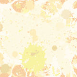 Watercolor paint splashes background Royalty Free Stock Photo