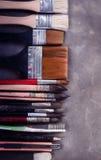 Watercolor paintbrush Stock Image