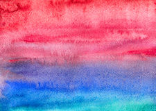 Watercolor Painting Royalty Free Stock Photos