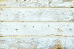 Watercolor painting grunge holiday background of old wooden planks stock image