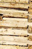 Watercolor painting grunge holiday background of old wooden planks stock photography