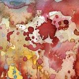 Watercolor paper Stock Image