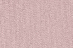 Watercolor Paper Light Pink Coarse Grunge Texture. Photograph of handmade watercolor paper, Pale Pink texture sample Stock Photo