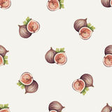Watercolor pattern Royalty Free Stock Images