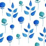 Watercolor pattern Stock Photo