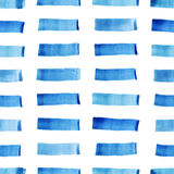 Watercolor pattern. Royalty Free Stock Image