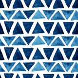 Watercolor pattern. Royalty Free Stock Photos