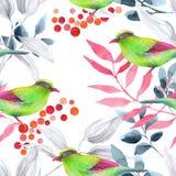 Watercolor pattern vector illustration
