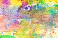 Watercolor picture Royalty Free Stock Images