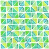 Watercolor print pattern. Акварель. Green pattern print. Watercolor print Royalty Free Stock Photography