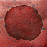 Watercolor red abstract background paint color Stock Photo