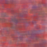 Watercolor red background with brushstrokes. Royalty Free Stock Photo