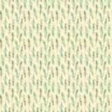 Watercolor Rosemary pattern seamless, green rosemary decoration, craft label design bio food Royalty Free Stock Images