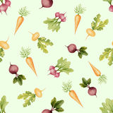 Watercolor seamless pattern Royalty Free Stock Photography