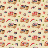 Watercolor seamless pattern Royalty Free Stock Photos