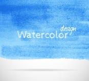 Watercolor set Stock Image
