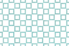 Watercolor square pattern. Royalty Free Stock Images