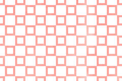 Watercolor square pattern. Royalty Free Stock Image