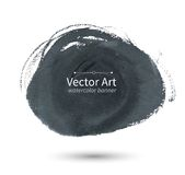 Watercolor stain Royalty Free Stock Image