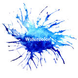 Watercolor Stains Stock Photos